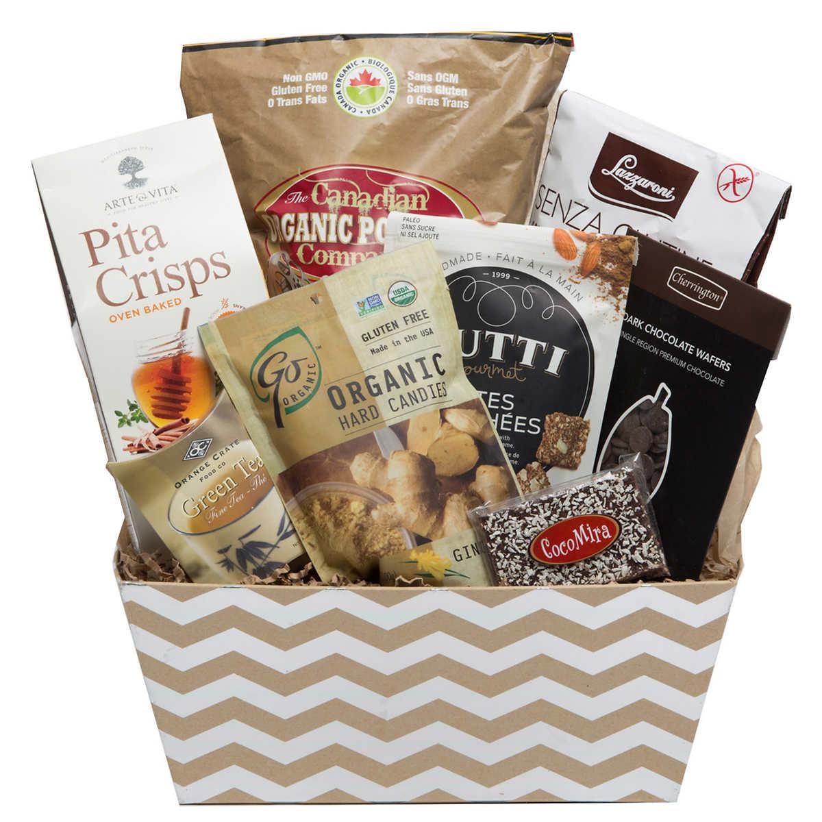 Gluten free goodness gift basket gluten free goodness gift basket item 7400092 click to zoom negle Choice Image