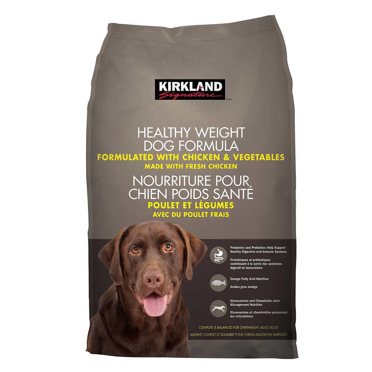 Kirkland Healthy Weight Dog Food