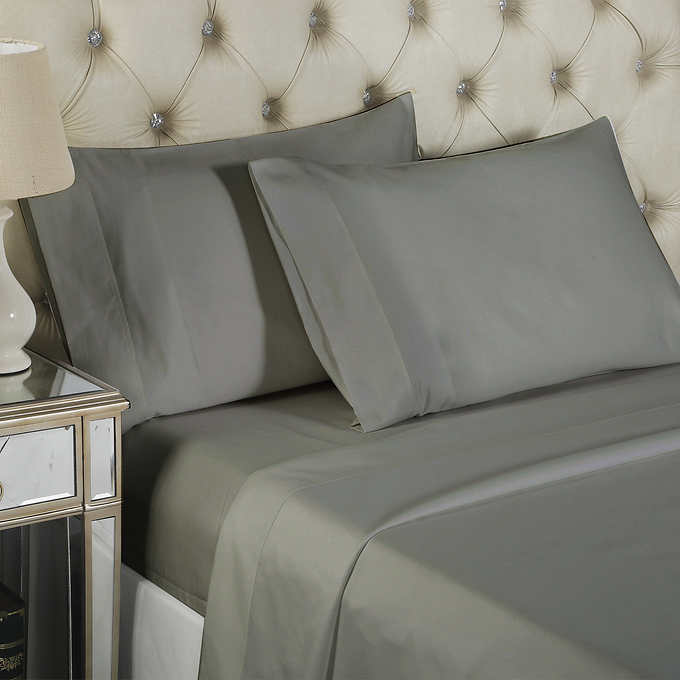 Fitted Sheets Bed Linens & Sets Lower Price with Luxury 100% Egyptian Cotton Fitted Bed Sheet 400 Thread Count Single Double King Pure White And Translucent