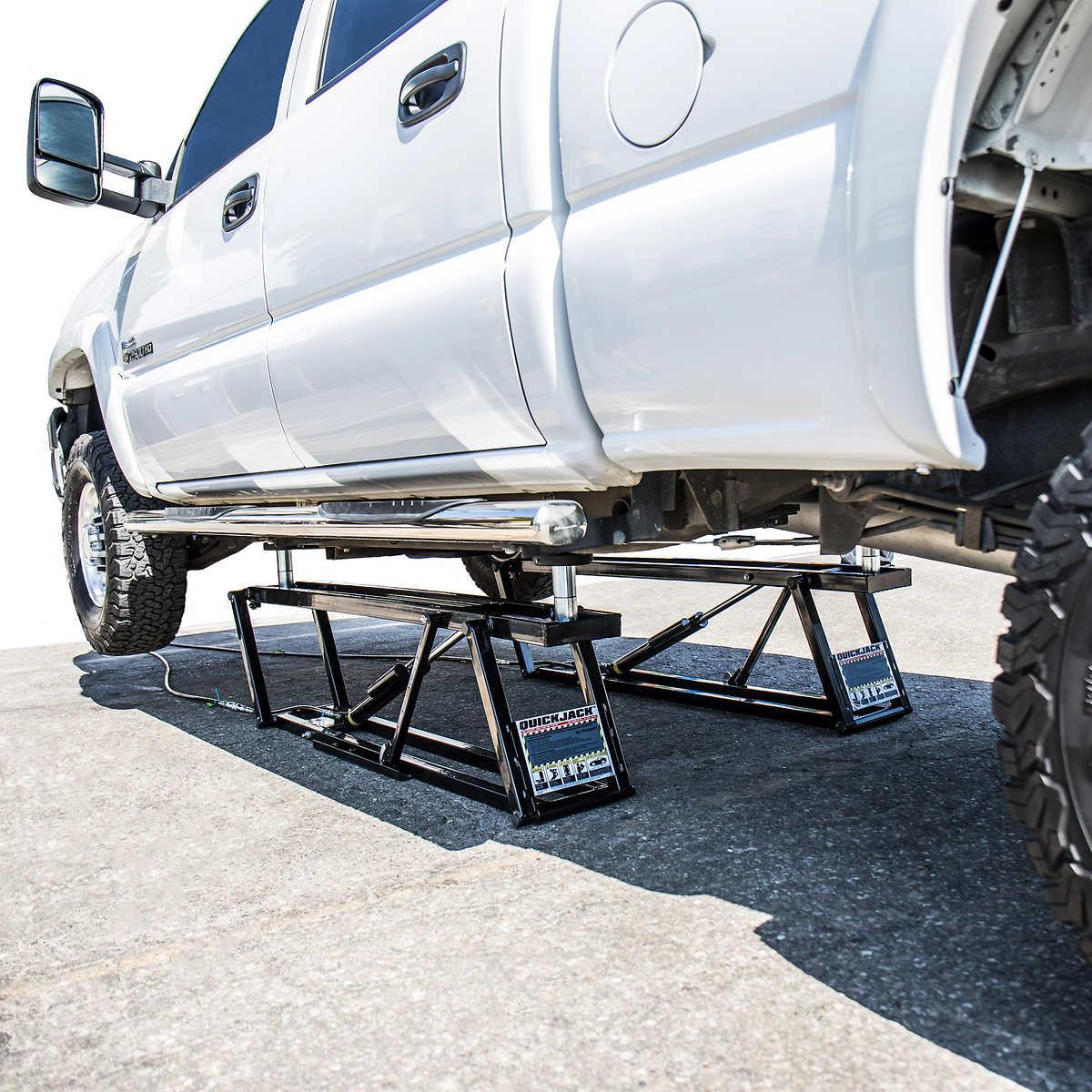 Quickjack Bl 7000slx 3182 Kg 7000 Lb Portable Car Lifting System