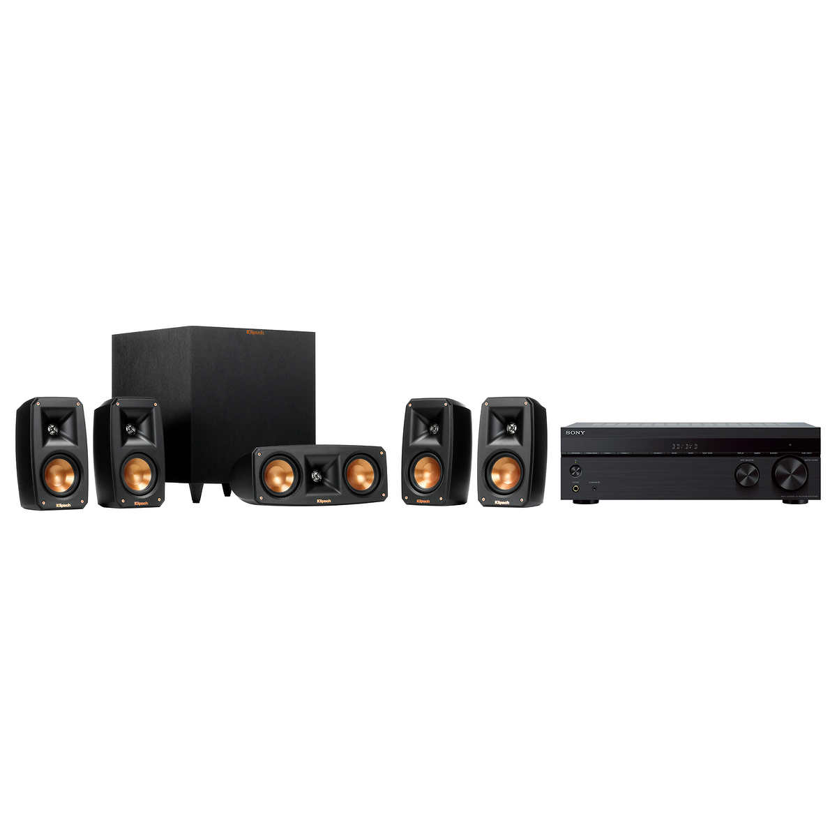 Sony and Klipsch Complete Surround System