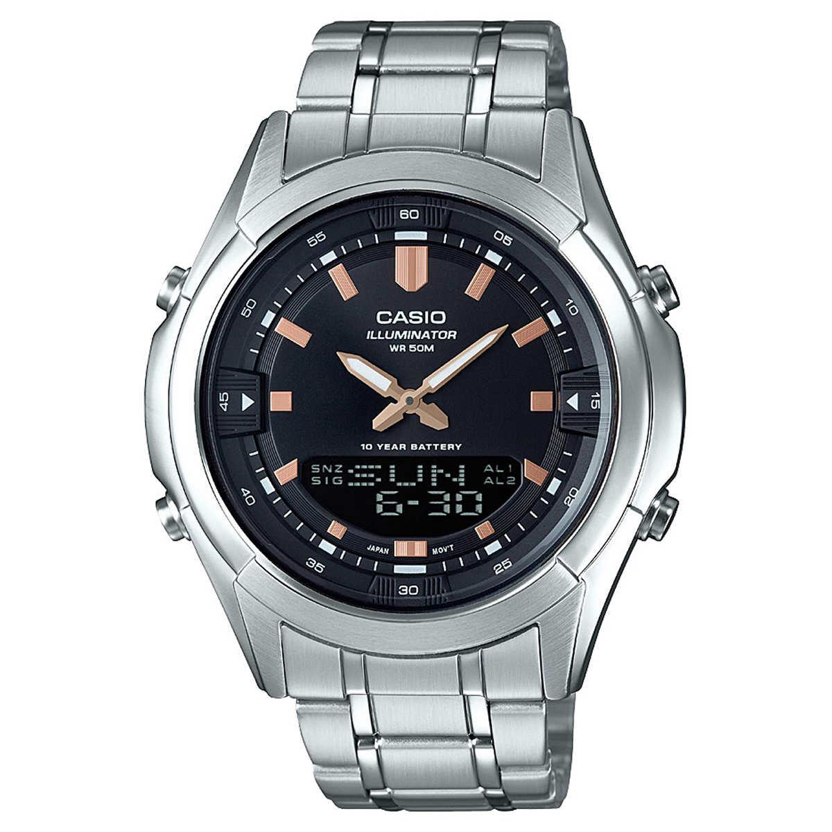 a0e594c33 ... Casio Analog and Digital Men's Watch. 1 1