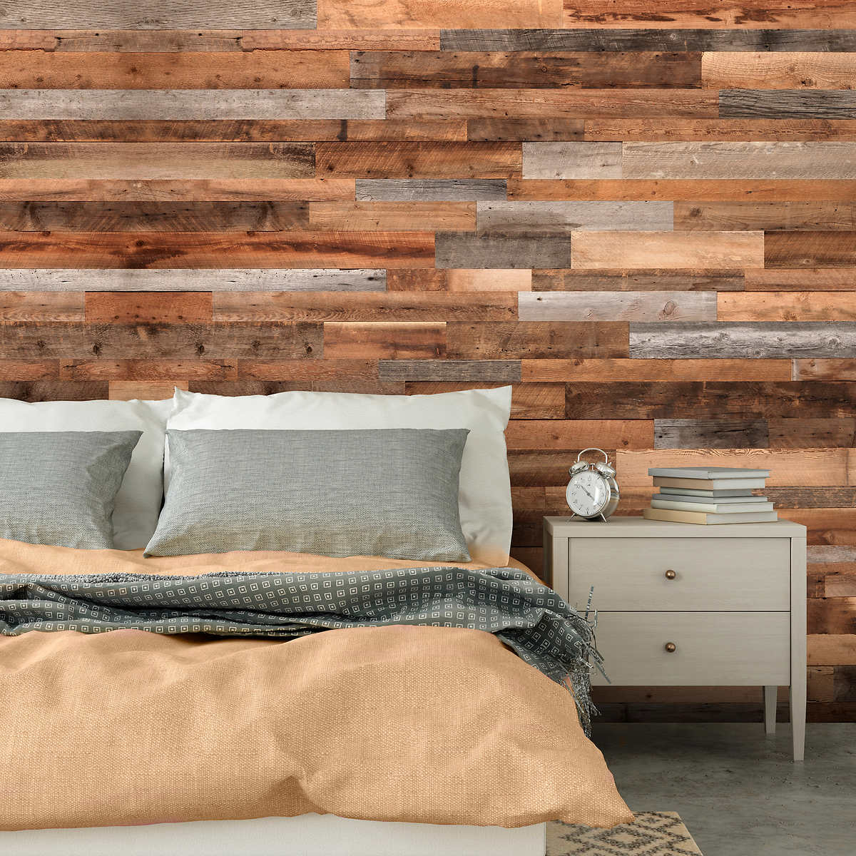Barn Wall Reclaimed Canadian Wood Planks