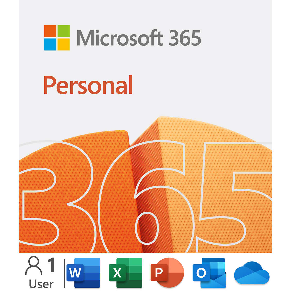 Microsoft Office 365 Personal, Digital Download