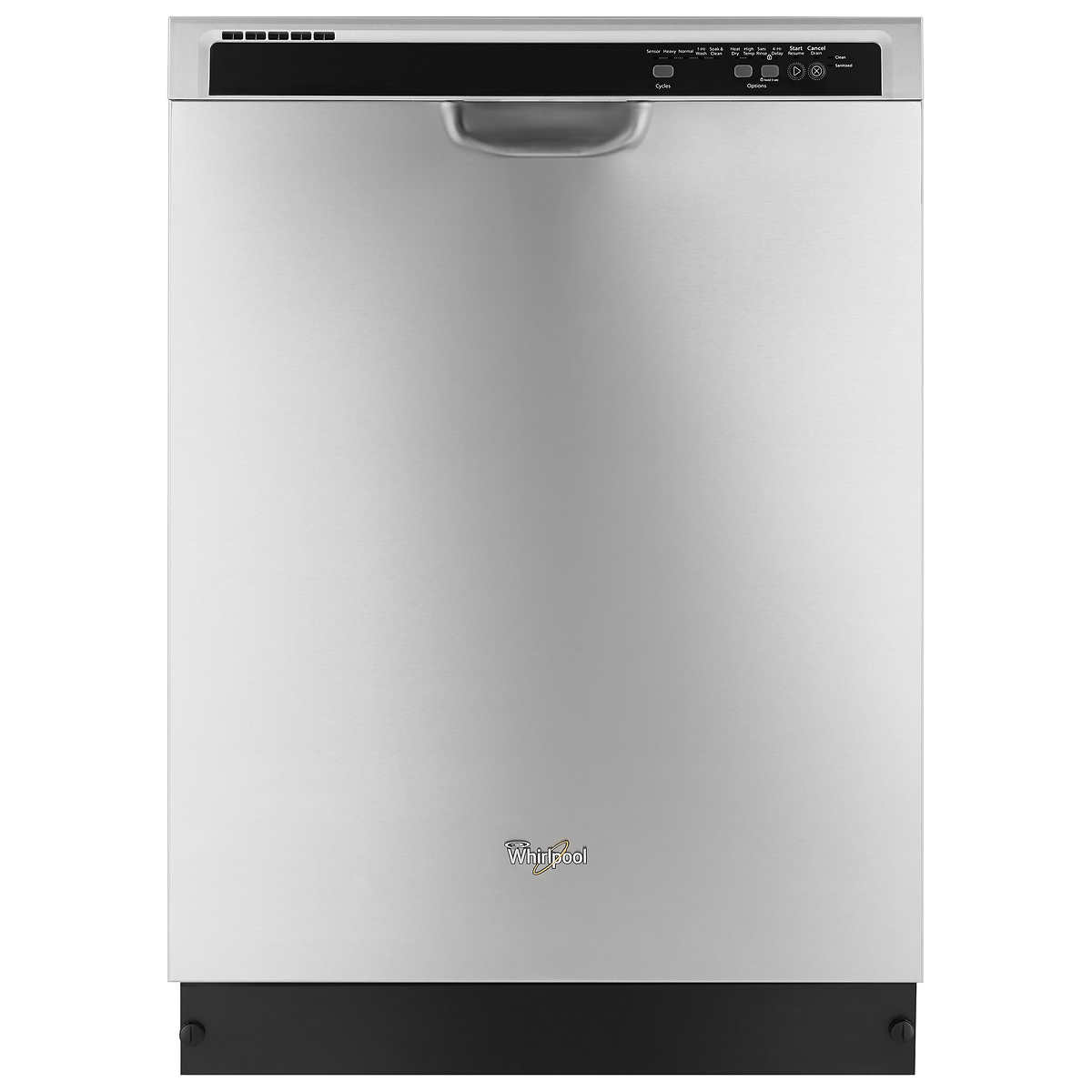 Whirlpool 24 in  Dishwasher with Sensor Cycle