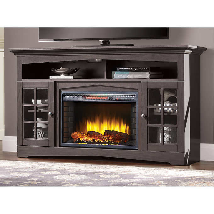 Prime Huntley 59 In Media Electric Fireplace Interior Design Ideas Clesiryabchikinfo