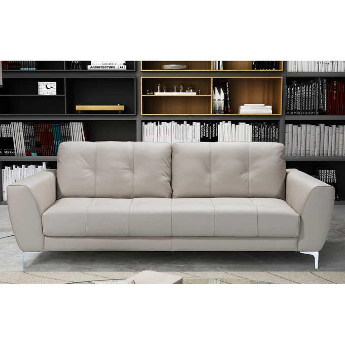Casanova Top Grain Leather Sofa