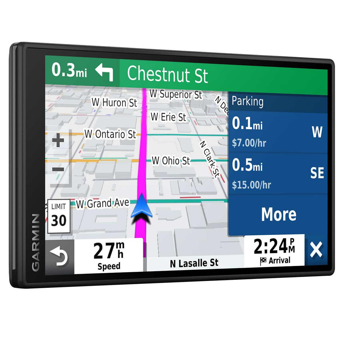 Garmin Drivesmart 55 and Traffic