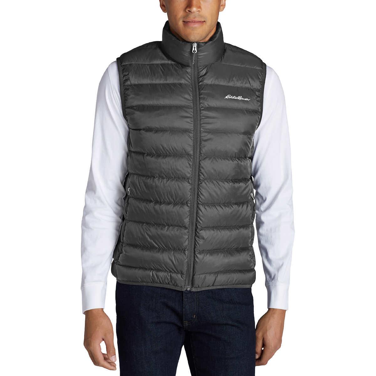87f9c3a6534 Eddie Bauer Men's CirrusLite Down Vest