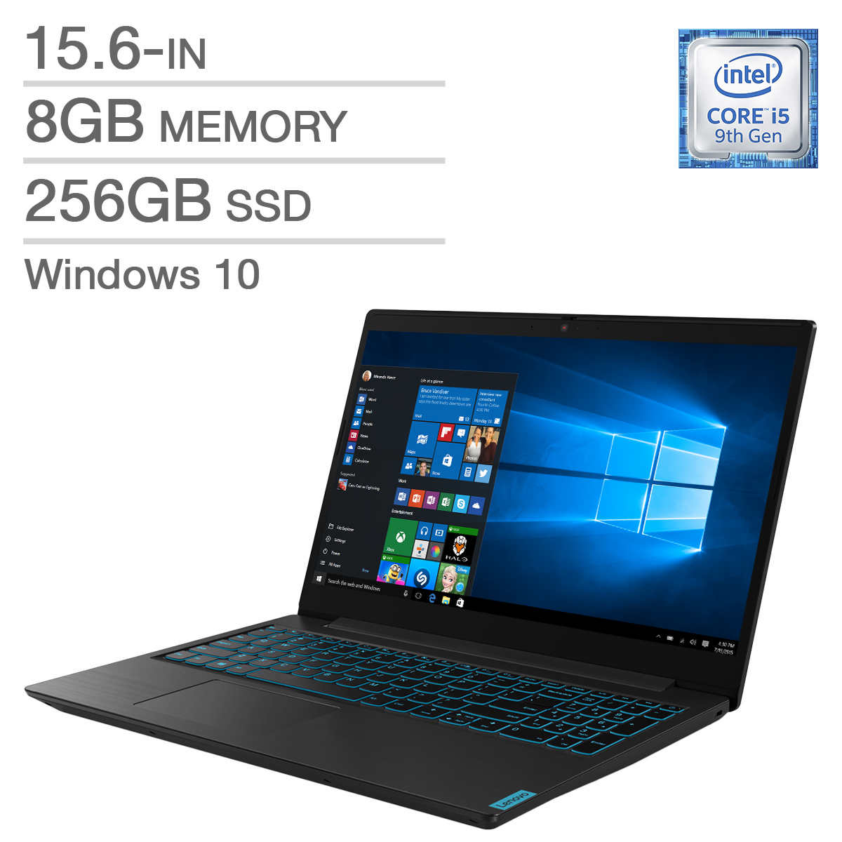 Lenovo IdeaPad L340 15 Gaming Laptop, i5-9300H