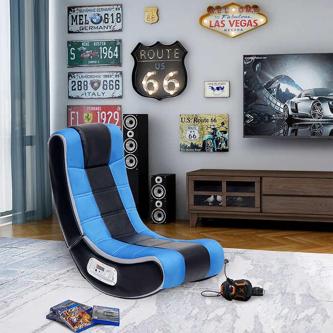 Swell X Rocker Rocker Gaming Chair Alphanode Cool Chair Designs And Ideas Alphanodeonline