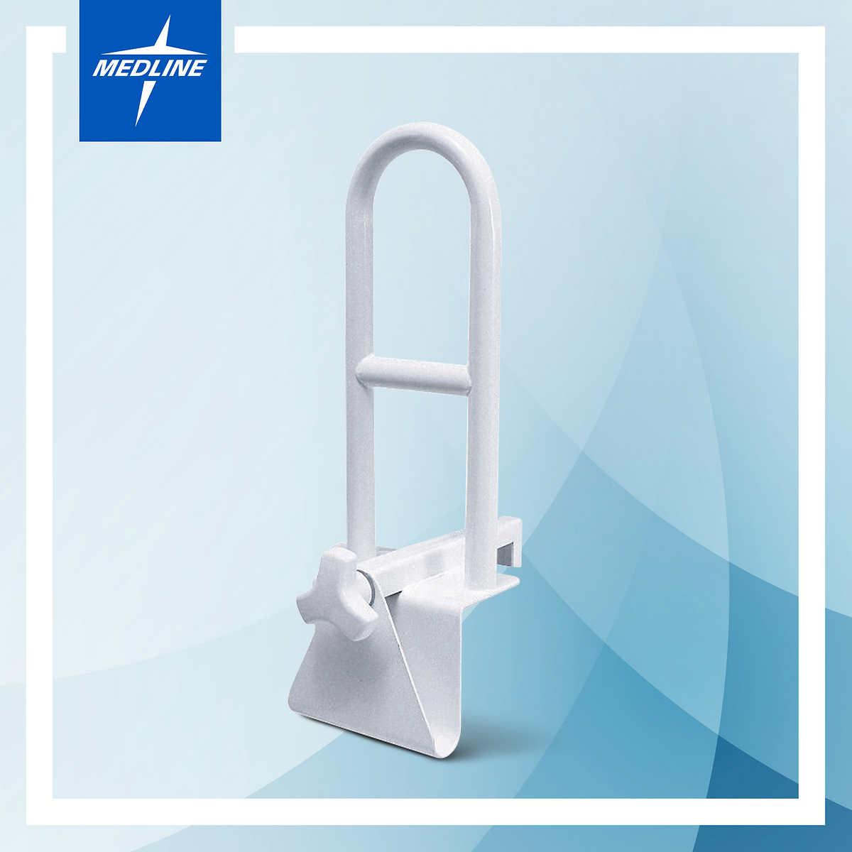 Medline Guardian Toilet Safety Rails