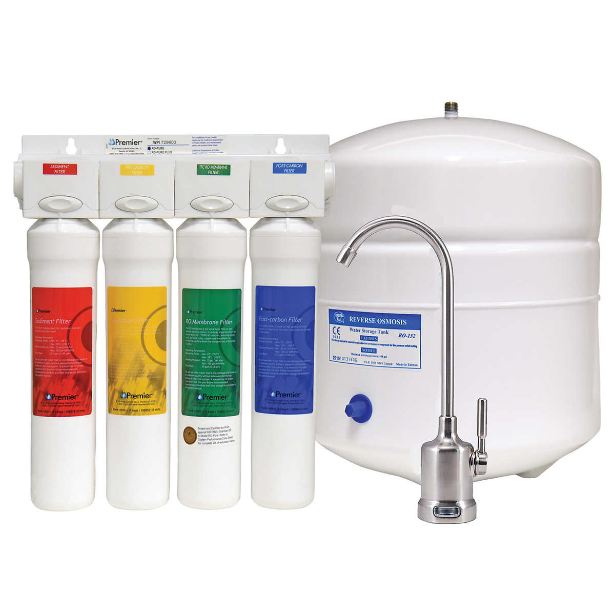Whole Home Ro System Water Filtration Conservation Costco
