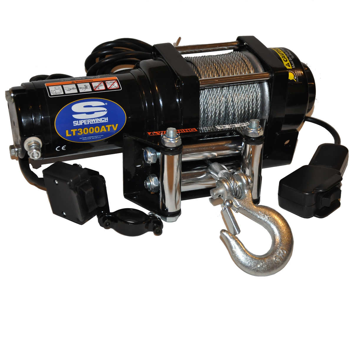 Superwinch® 1,363 6 kg (3,000 lb ) ATV Winch
