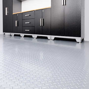 Versaroll Pro 8 Ft X 20 Ft Pvc Garage Flooring