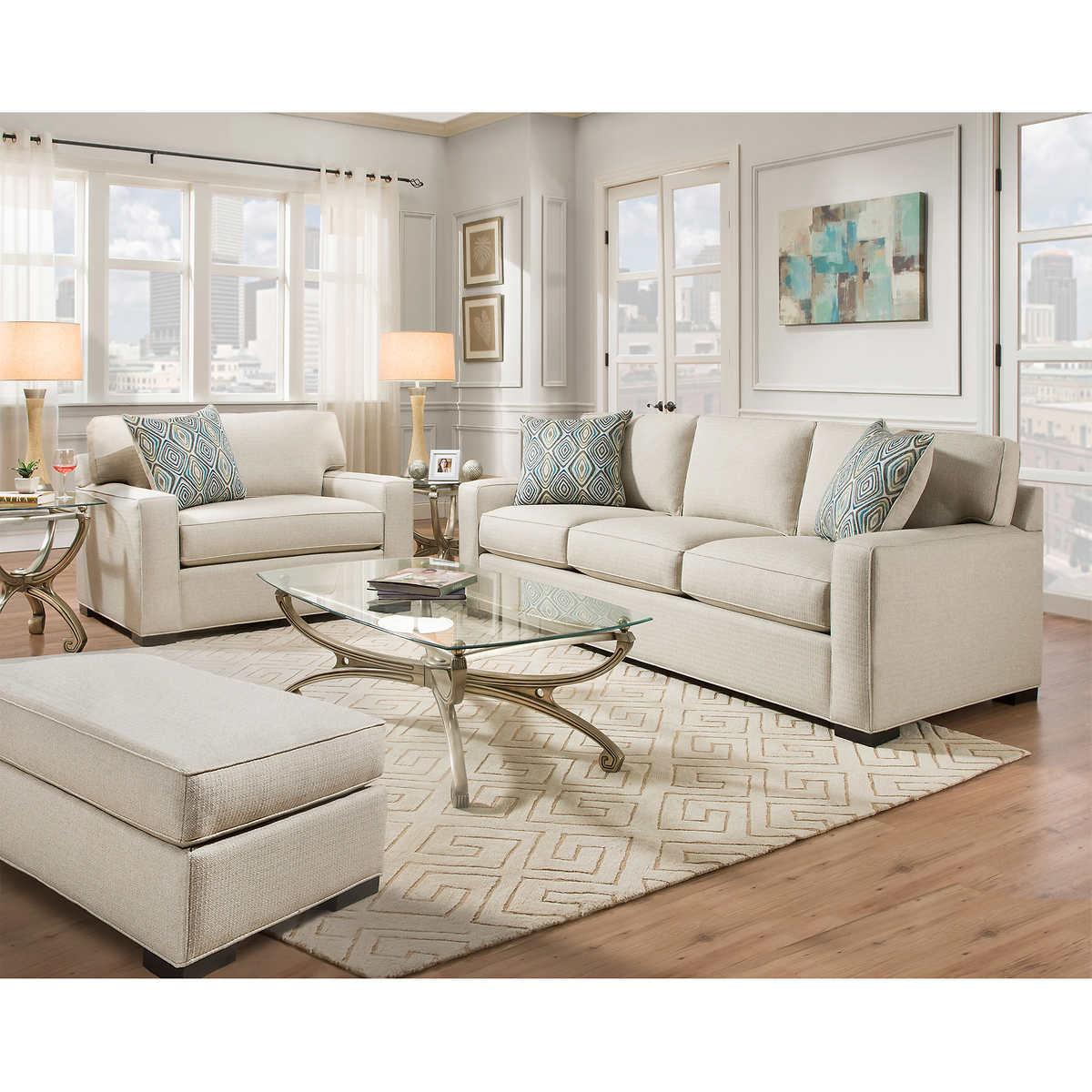 Pulaski Furniture Fabric Sofas Sectionals Costco