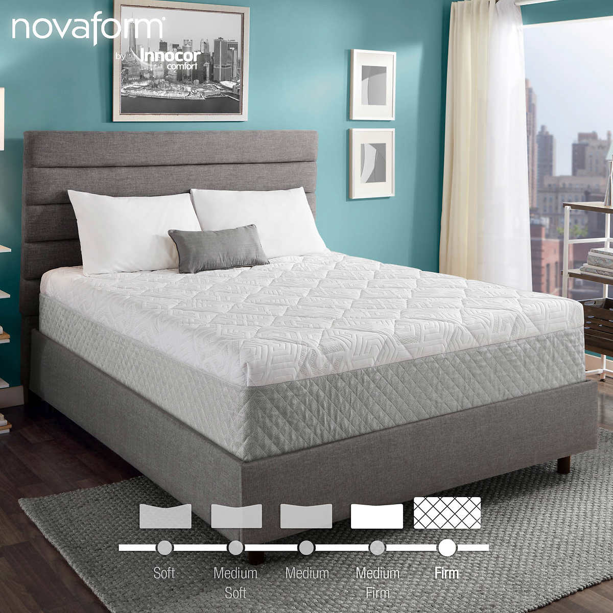 mattress only full mattresses   costco