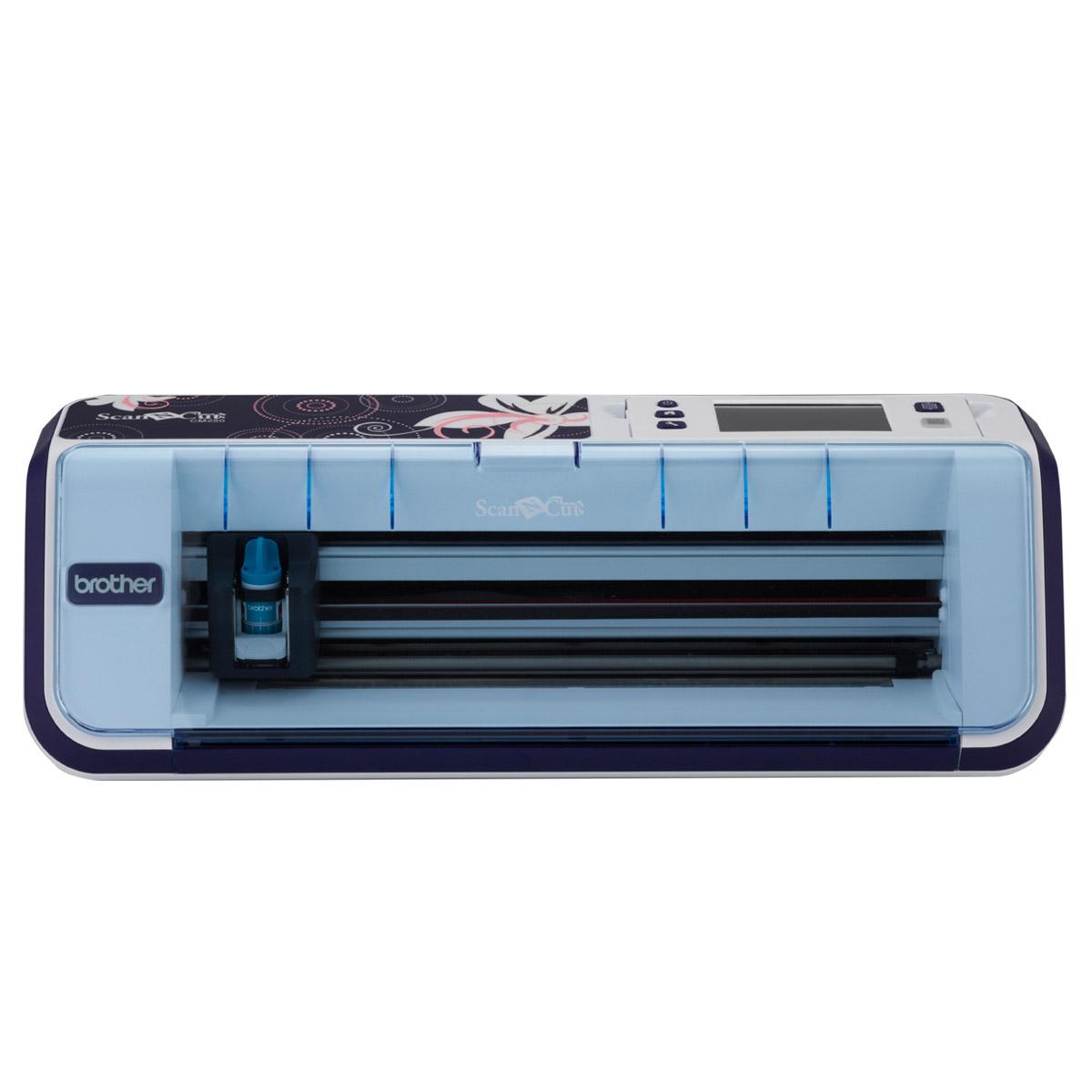 cm250 cutting machine with scanner