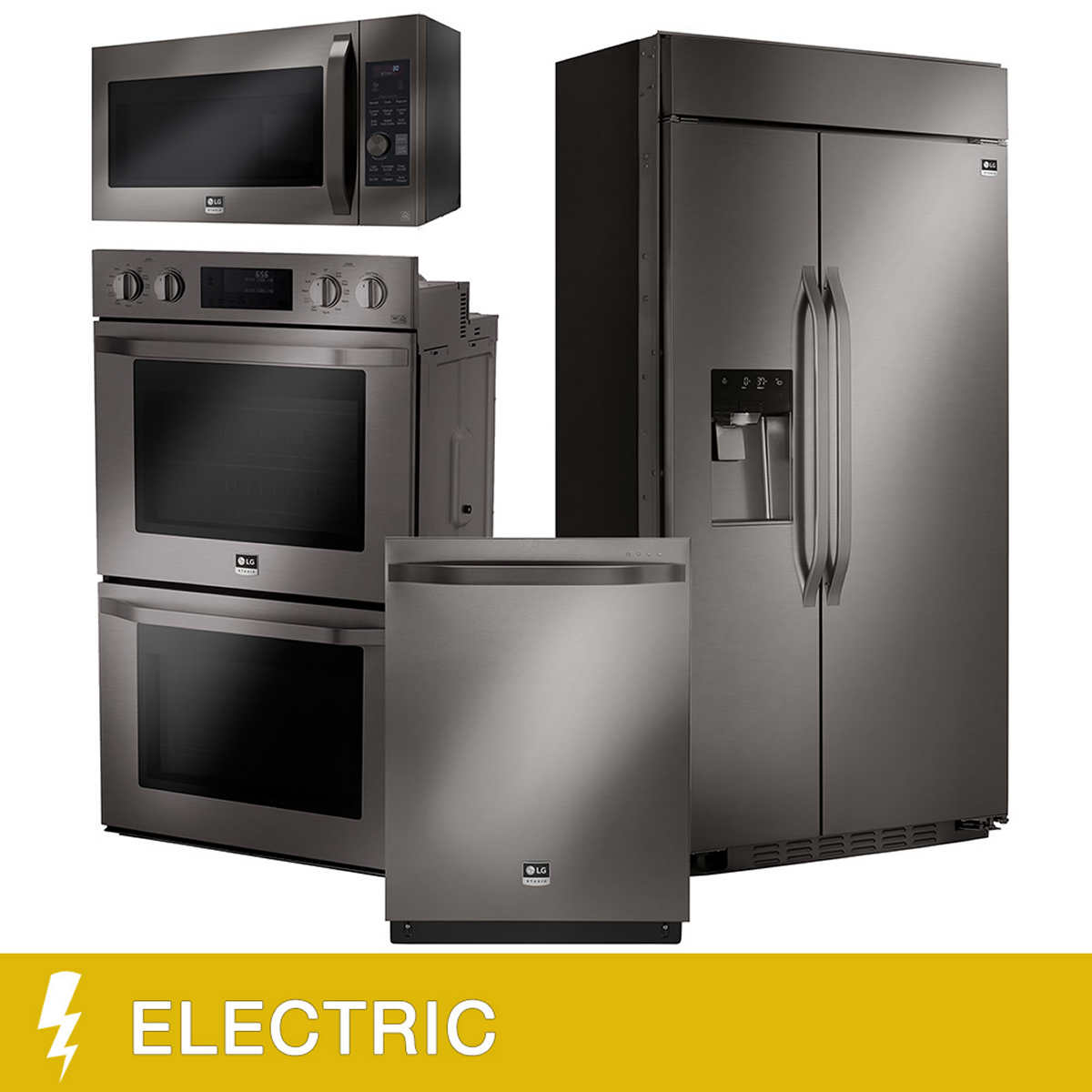 kitchen suites with electric range | costco