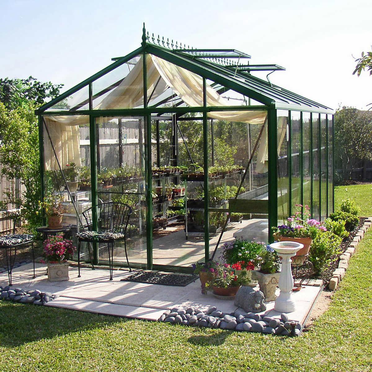 royal victorian glass greenhouse