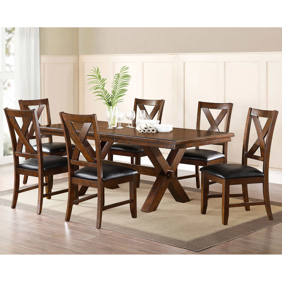 bayside furnishings dining sets | costco