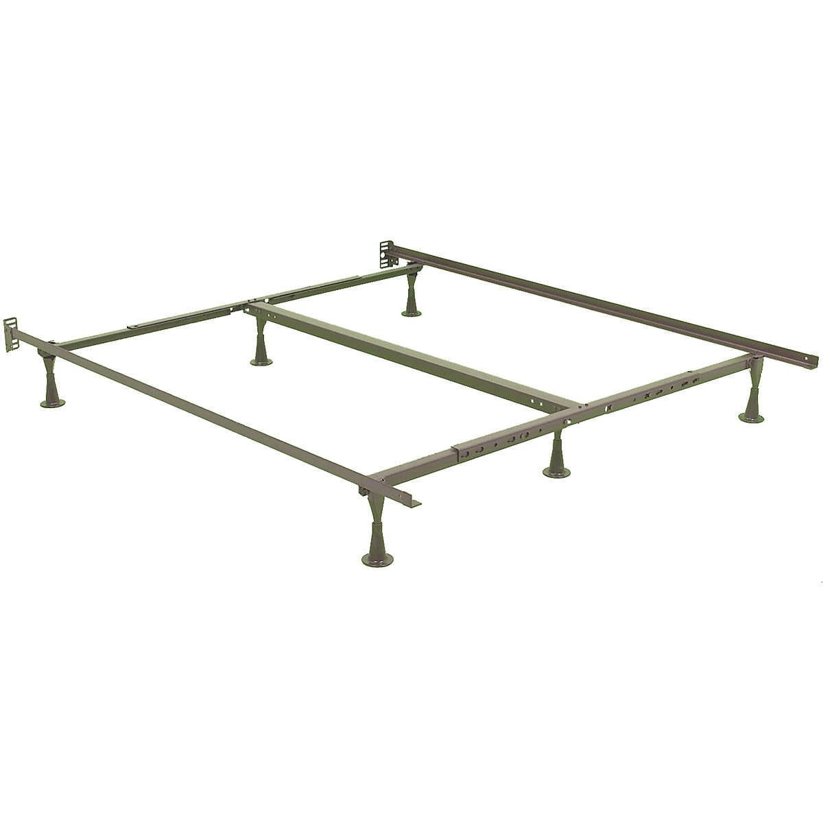 Metal Bed Frames king / cal king / queen metal bed frame