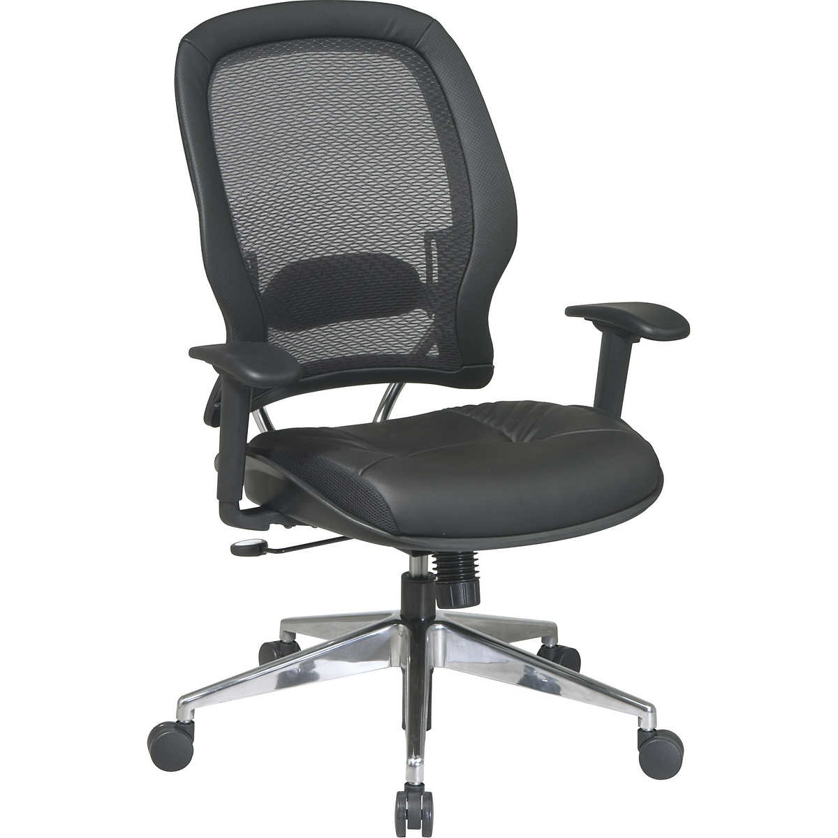 Office Star Professional Air Grid Deluxe Task Chair professional air grid space® chair
