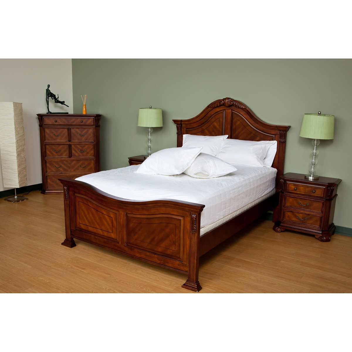 mattress pads toppers costco smartsilk mattress pad pillow protector set