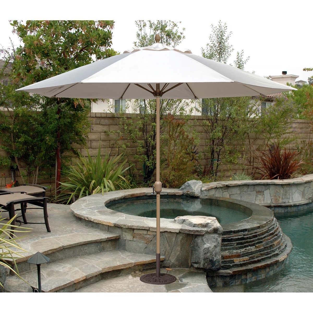 Patio Furniture Umbrella umbrellas | costco