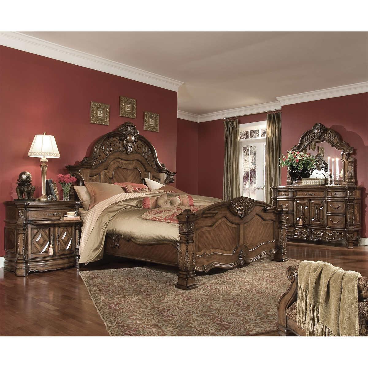 ellington piece queen bedroom set, Bedroom designs