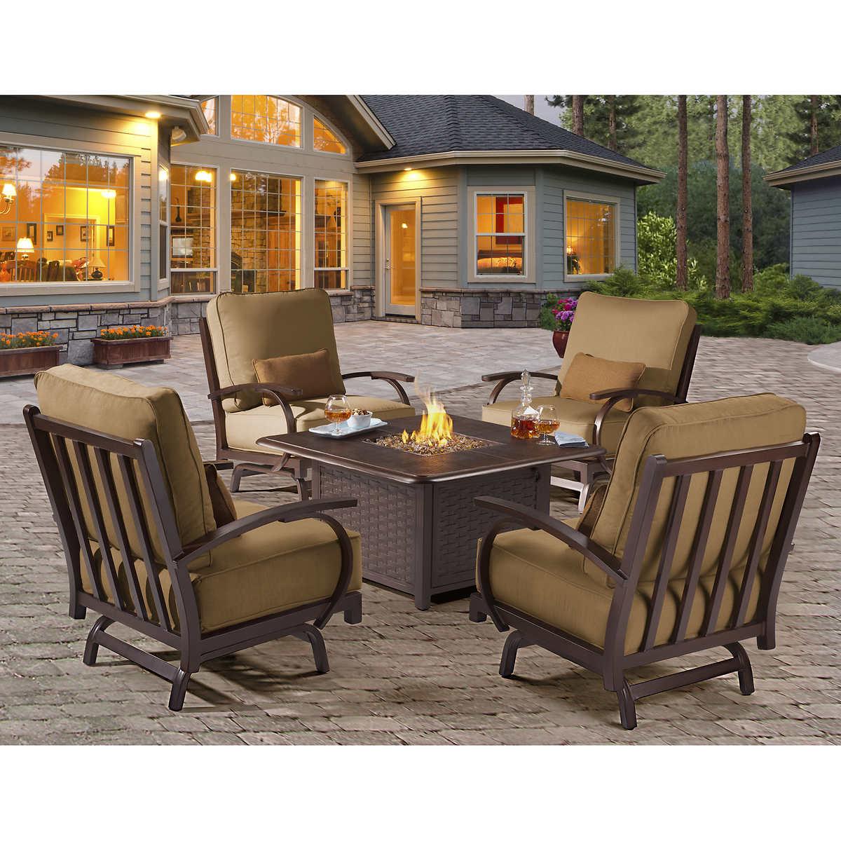 SummerWinds Patio Furniture Costco