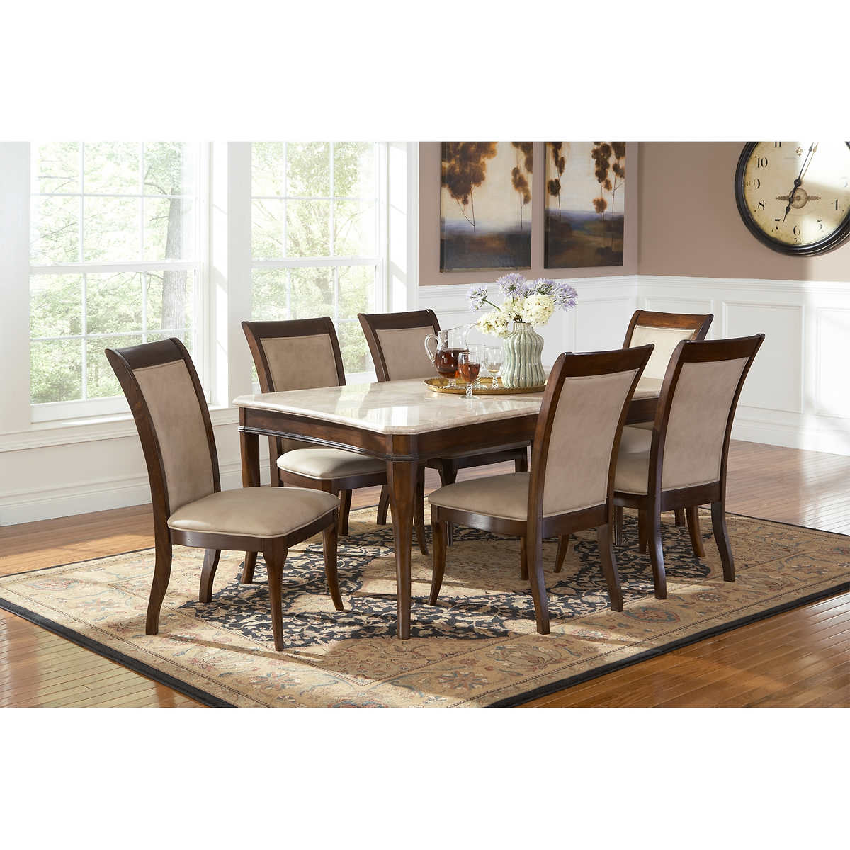 7 dining sets costco