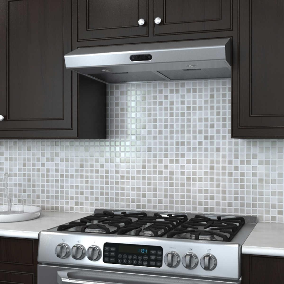 Kitchen Gas Stove range hoods | costco