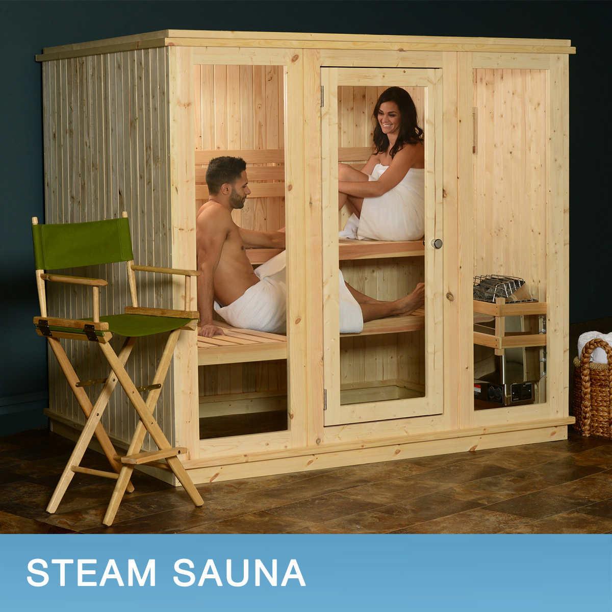 dynamic barcelona 1 to 2 person far infrared sauna