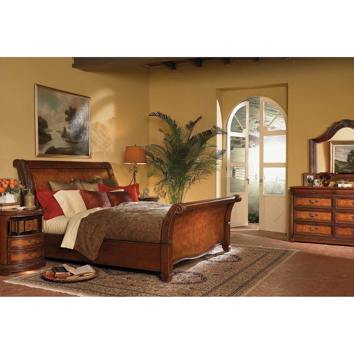 king bedroom sets | costco