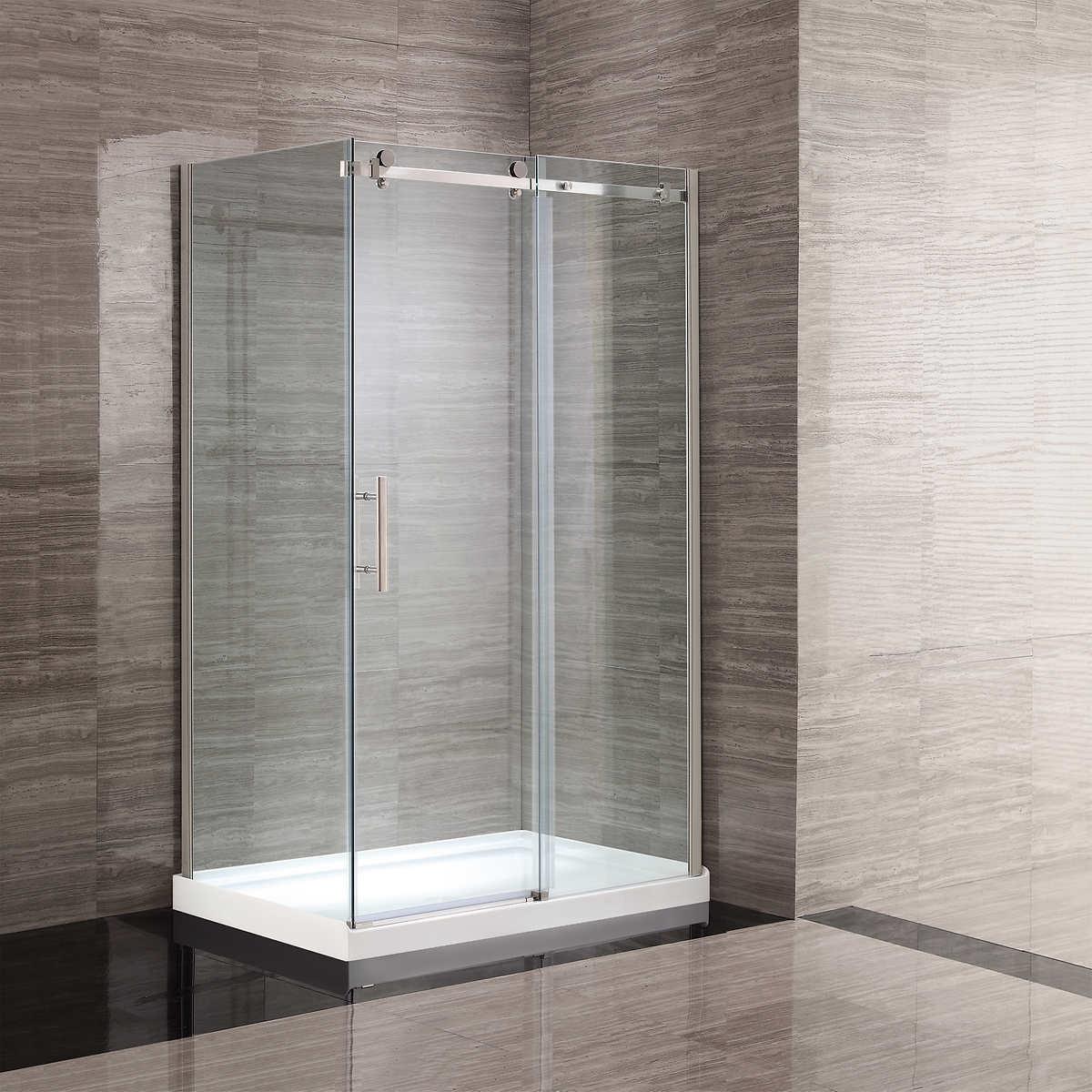 showers costco ove decors kelsey 48