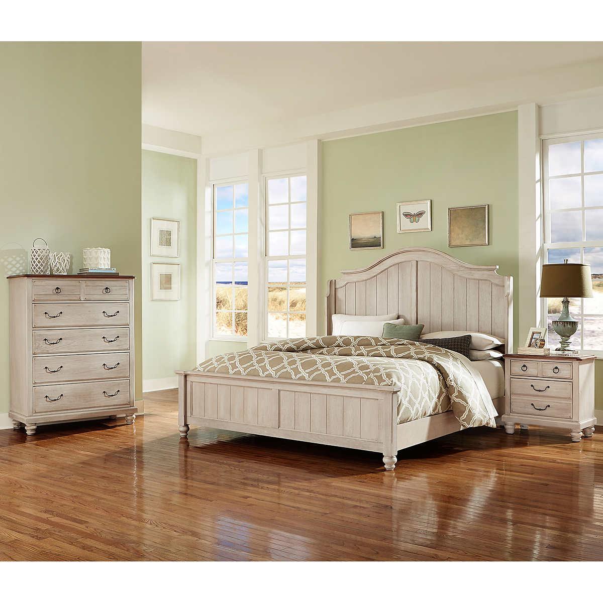 Queen Bedroom Sets savannah 4-piece queen bedroom set