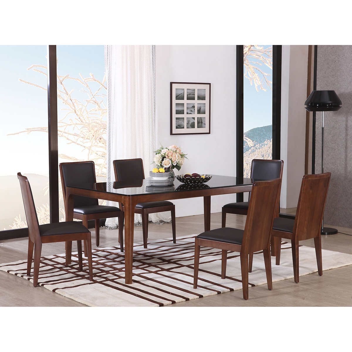 Awesome Costco Dining Room Sets Rugoingmyway rugoingmyway