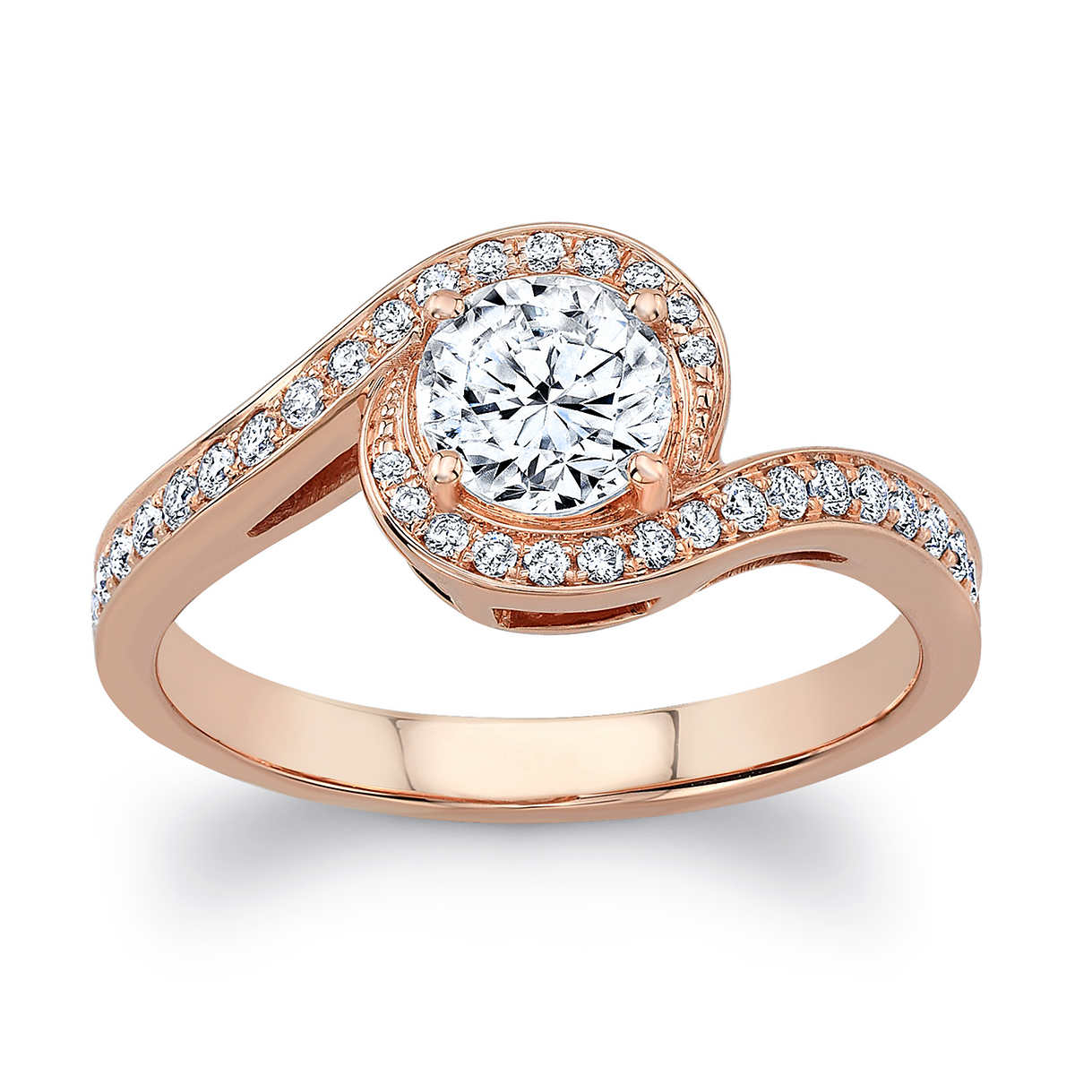 Rose Gold Rings Costco