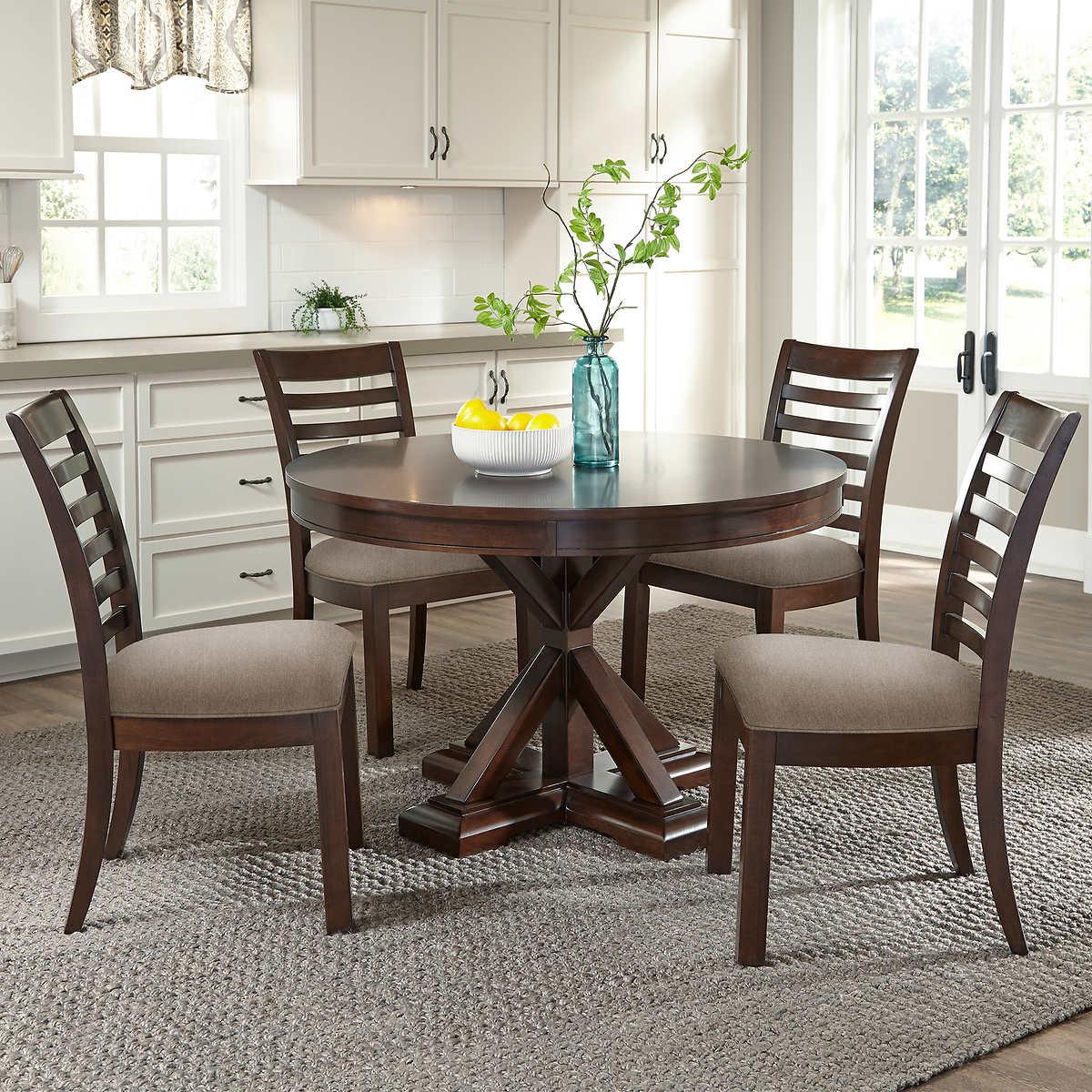 pulaski furniture dining kitchen furniture costco palma 5 piece dining set