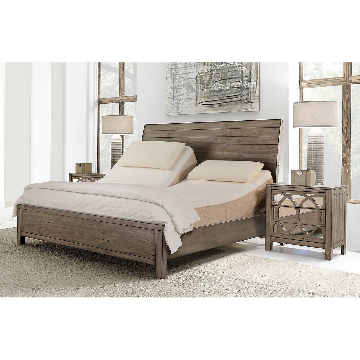 audrey 3-piece cal king bedroom set