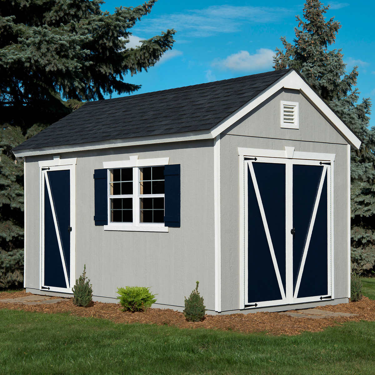 Garden Sheds South Florida sheds & barns | costco