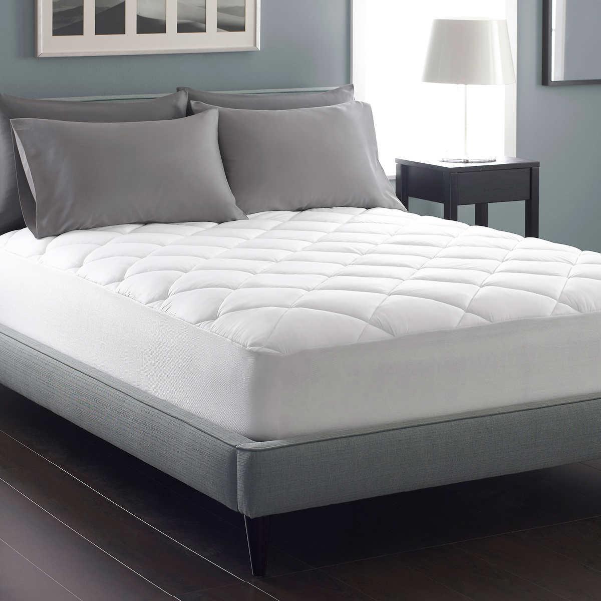 dry max waterproof mattress pad