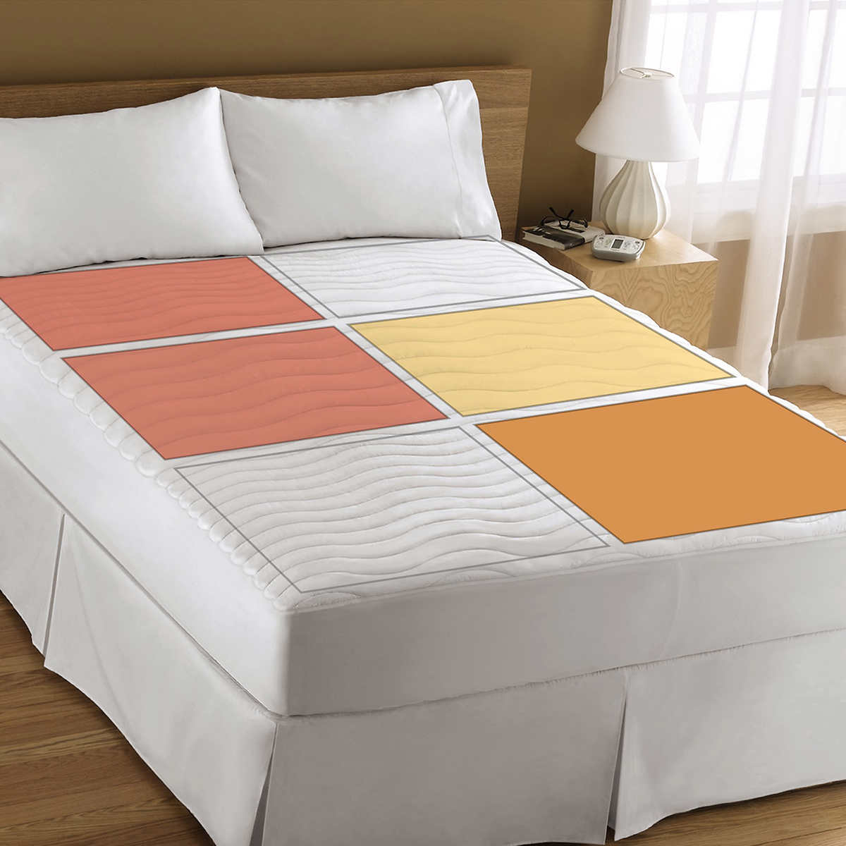 Image result for Heated Mattress Pad
