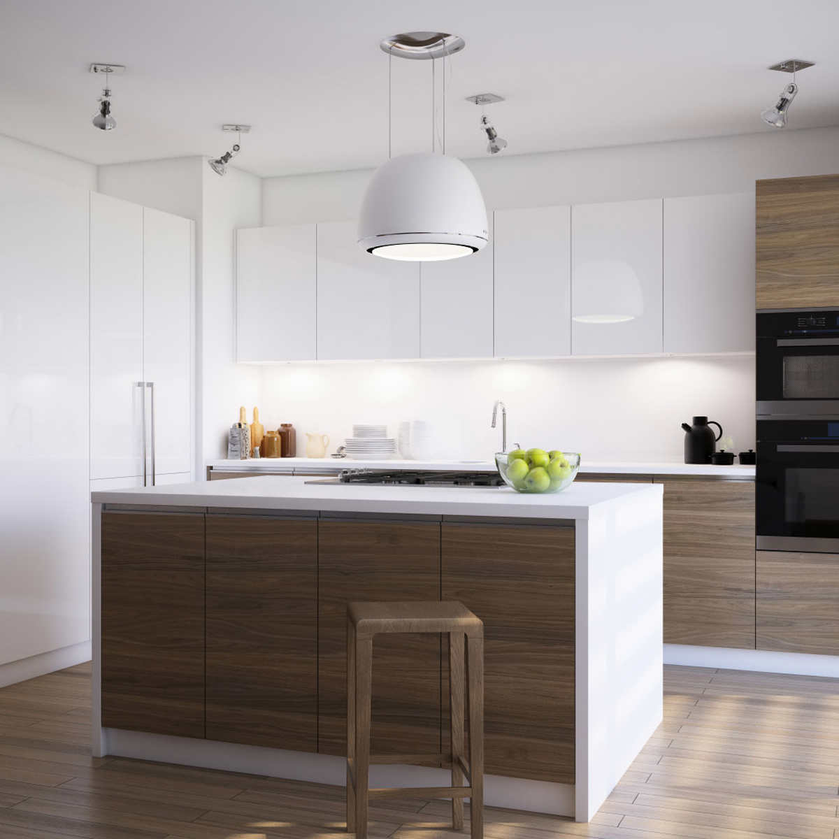 Kitchen Cabinets European Design full-custom european kitchens and bathsmuller cabinetry<br