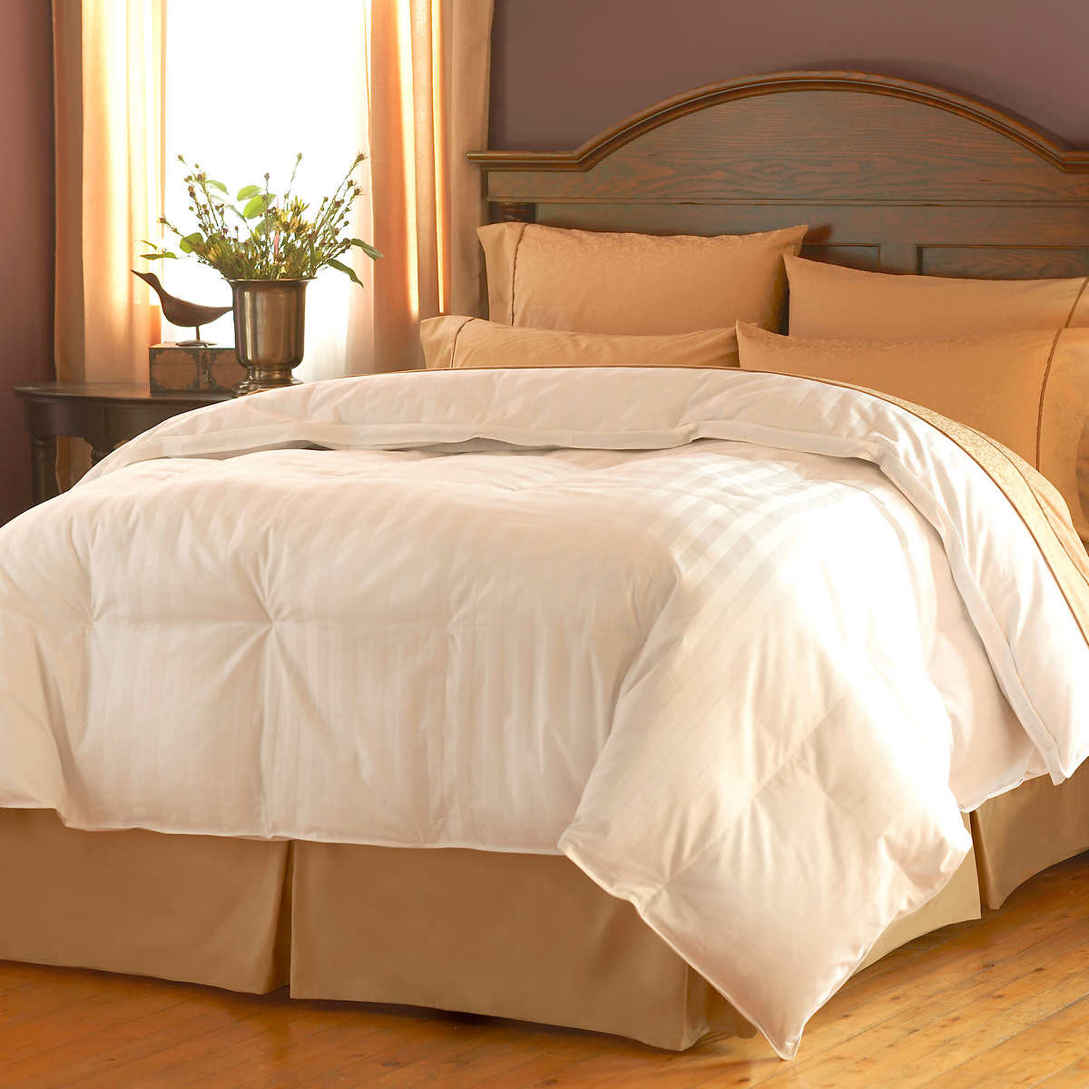 comforters costco euroluxe supreme down alternative comforter