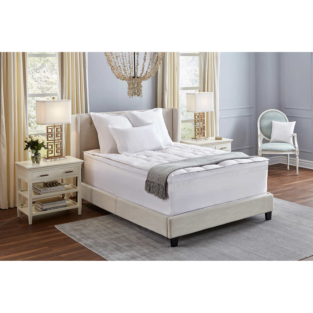 serenity by tempur pedic memory foam mattress topper