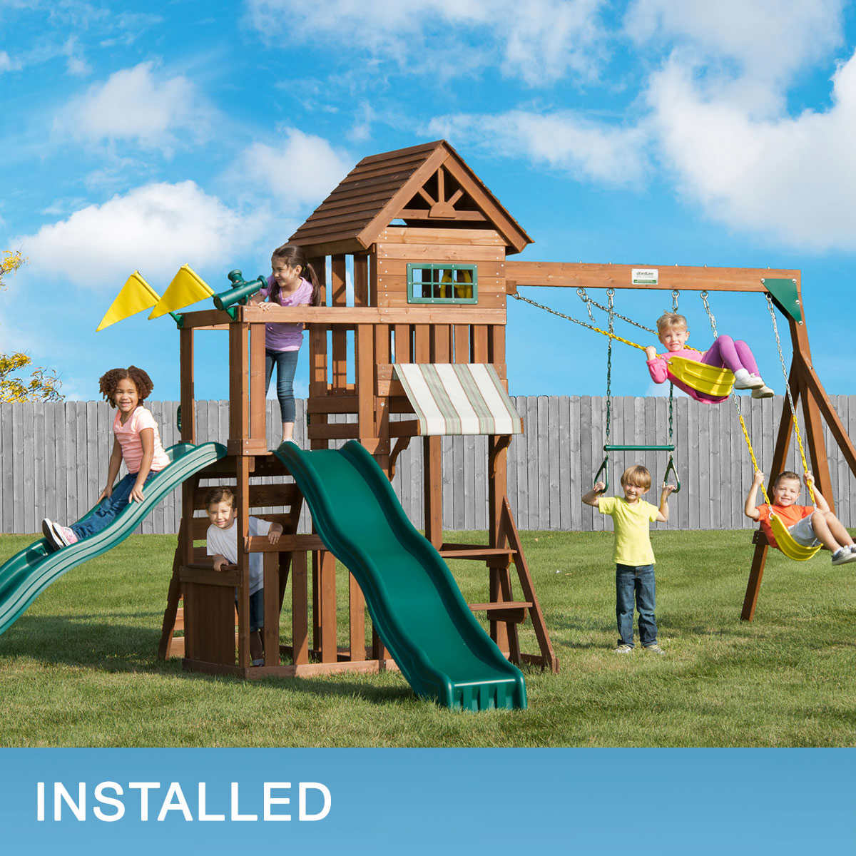lifetime play center playset bundle do it yourself