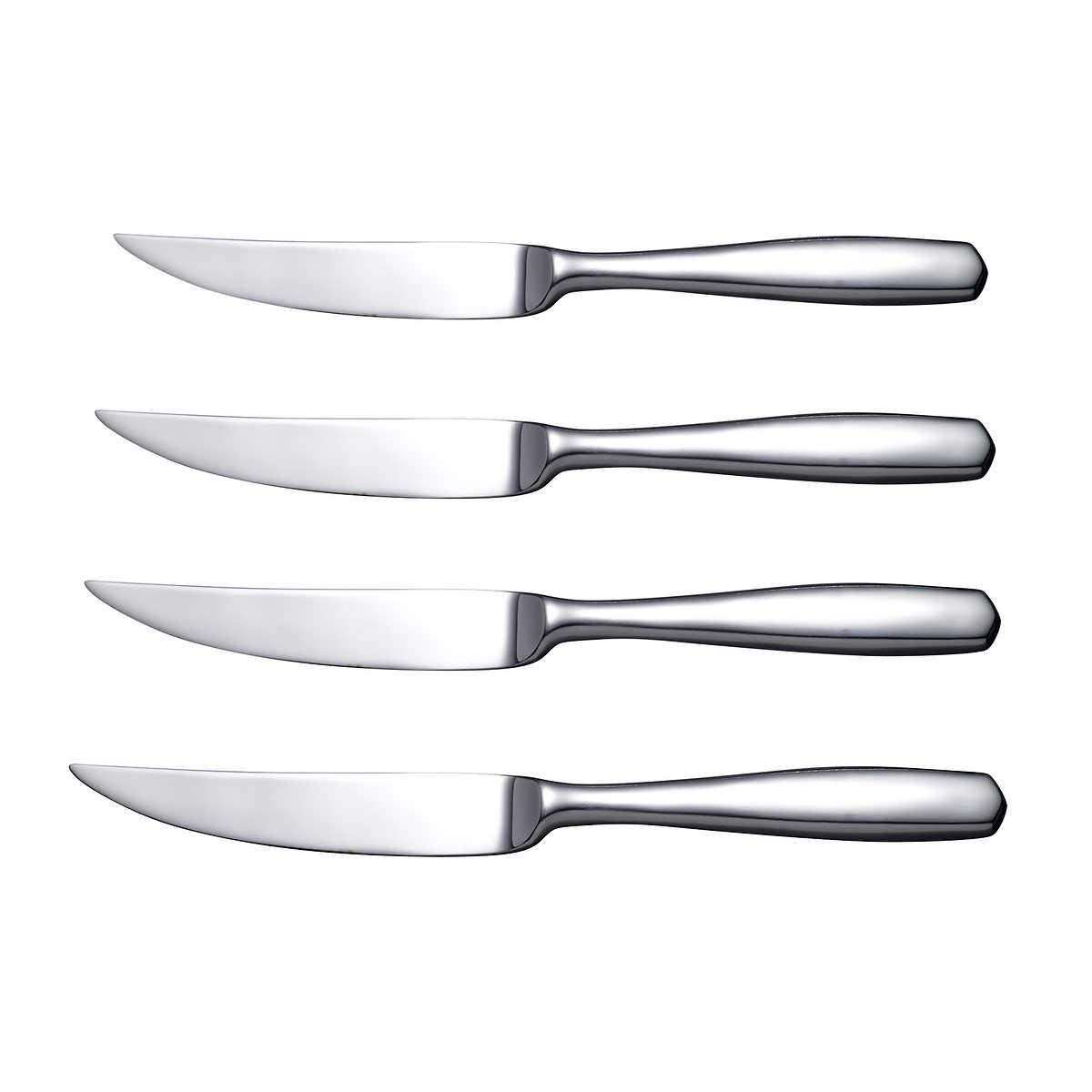 cutlery costco yamazaki amalfi 4 piece steak knife set
