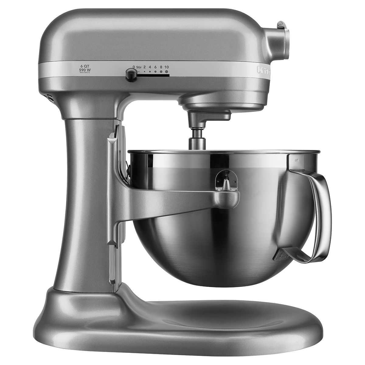 Kitchenaid Professional Mixer Colors food processors & mixers   costco